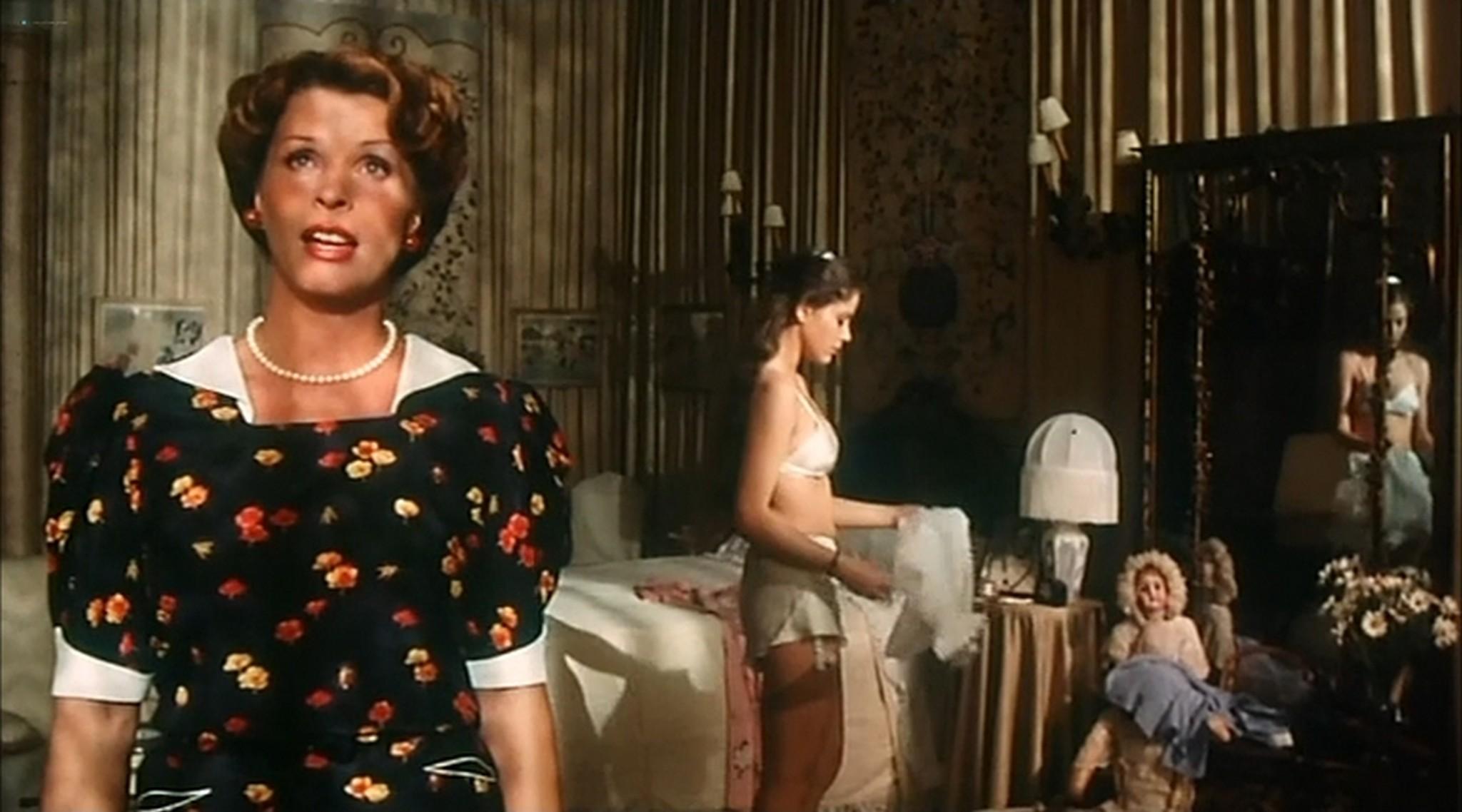 Ornella Muti nude and Senta Berger nude sex Nest of Vipers 1978