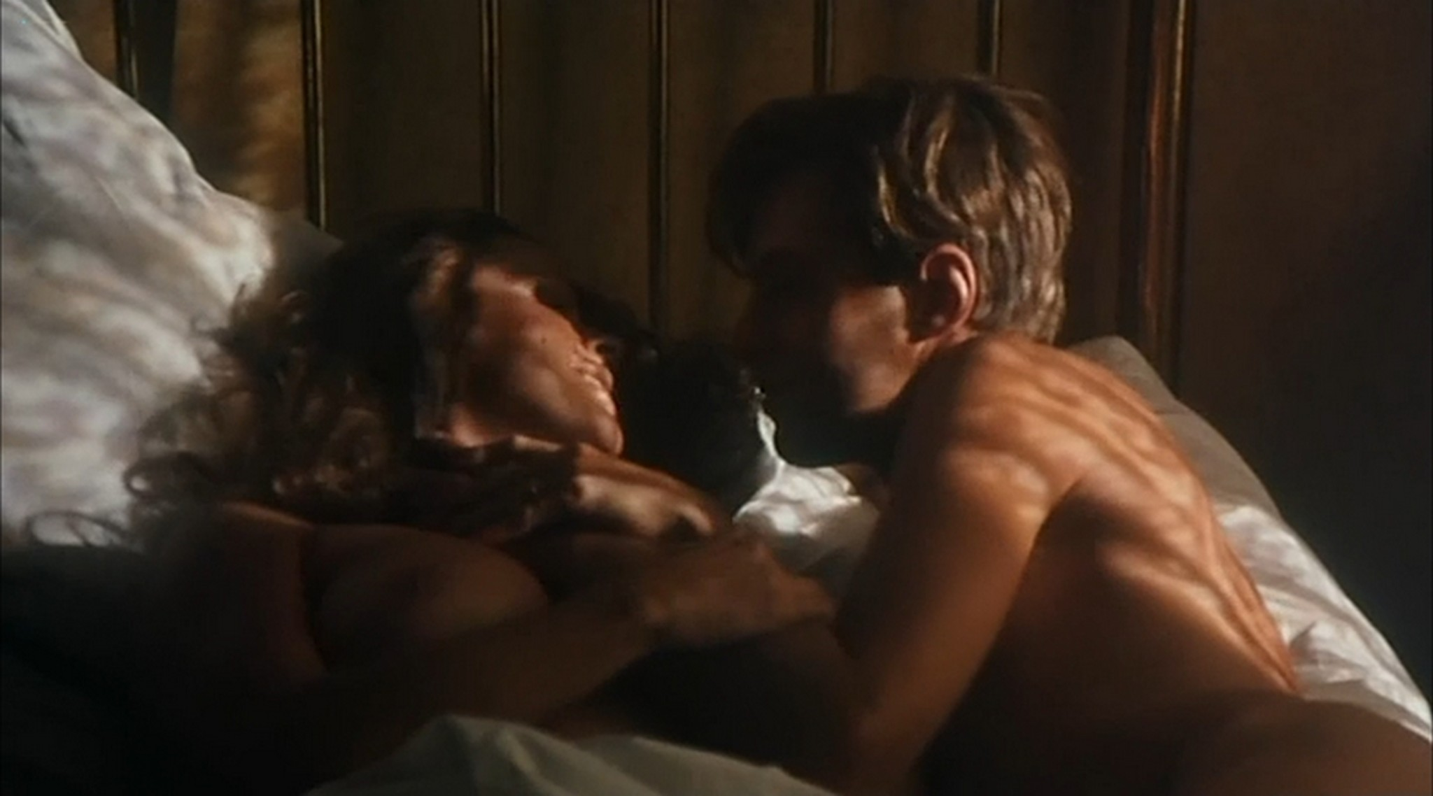 Ornella Muti nude and Senta Berger nude sex Nest of Vipers 1978 7