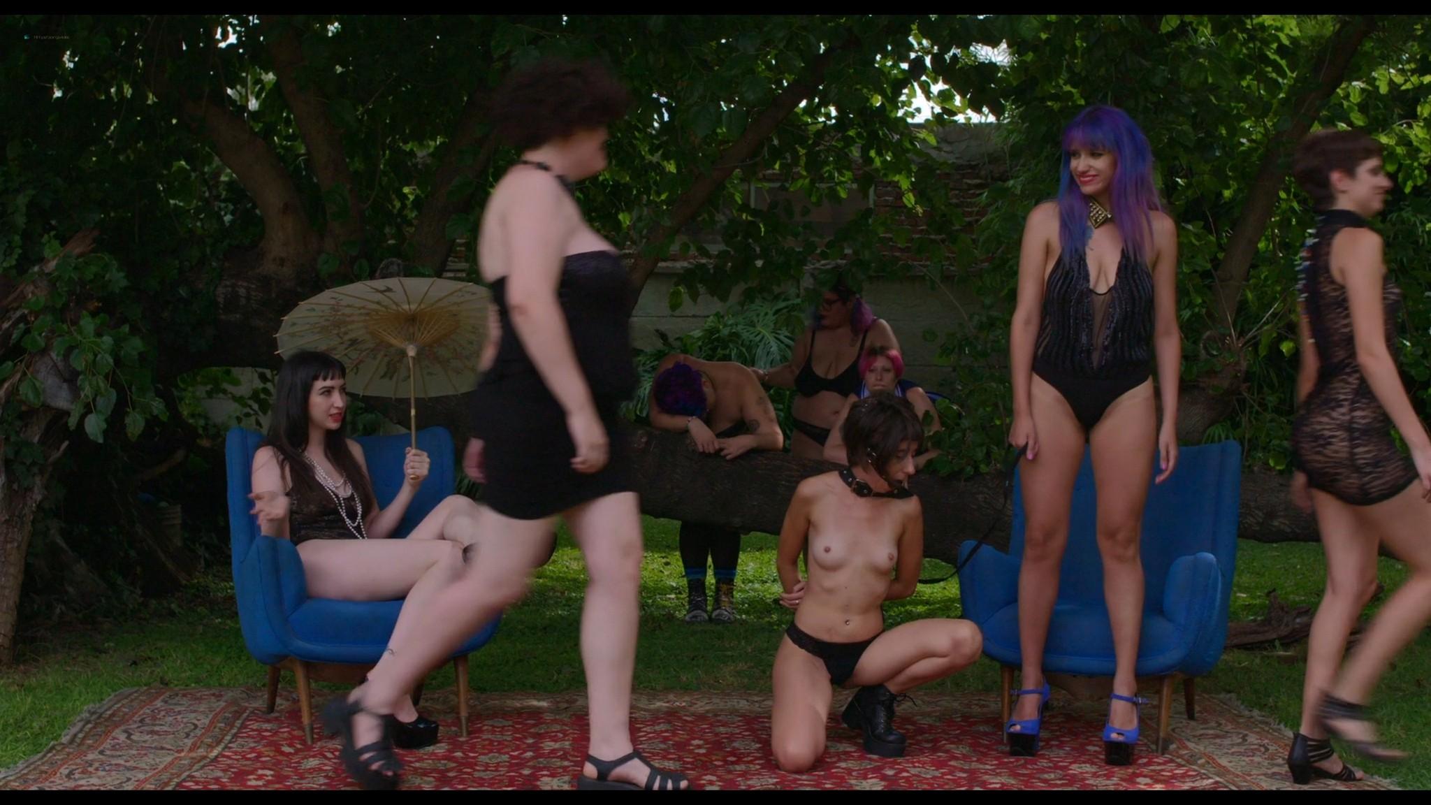 Sofia Gala Castiglione nude explicit Erica Rivas and others nude explicit lesbian sex The Daughters of Fire 2018 1080p Web 15