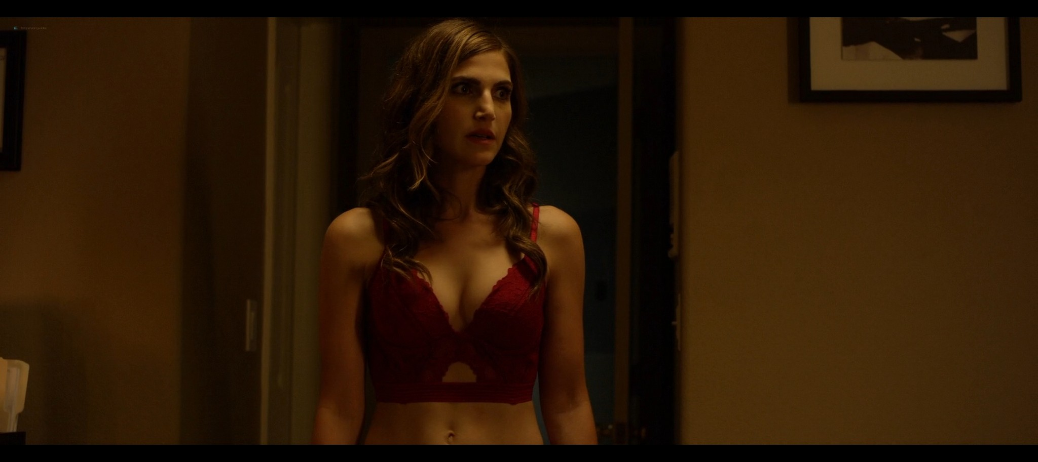 Sophie Kargman hot and sexy in lingerie The Believer 2021 1080p Web 3