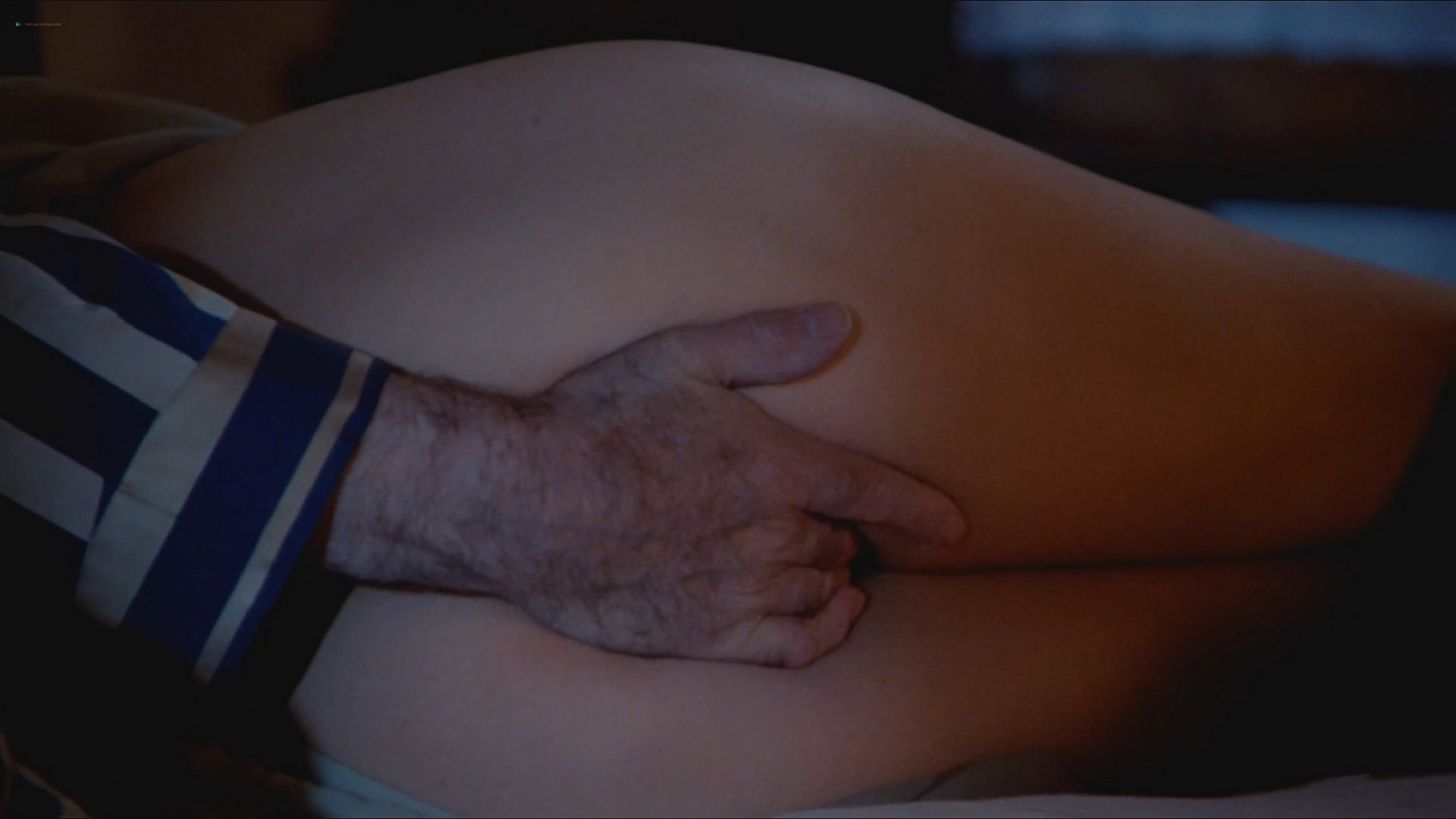 Stefania Sandrelli nude topless bush explicit labia in Tinto Brass style The Key 1983 HD 1080p BluRay 12
