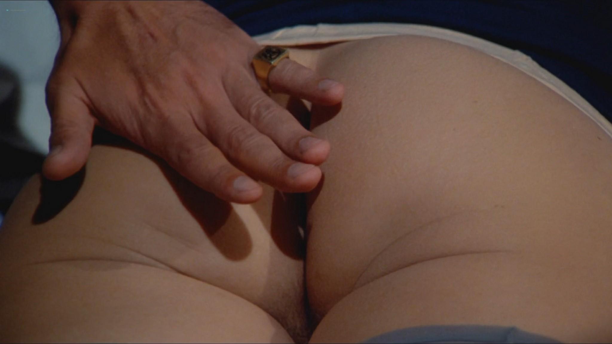 Stefania Sandrelli nude topless bush explicit labia in Tinto Brass style The Key 1983 HD 1080p BluRay 4