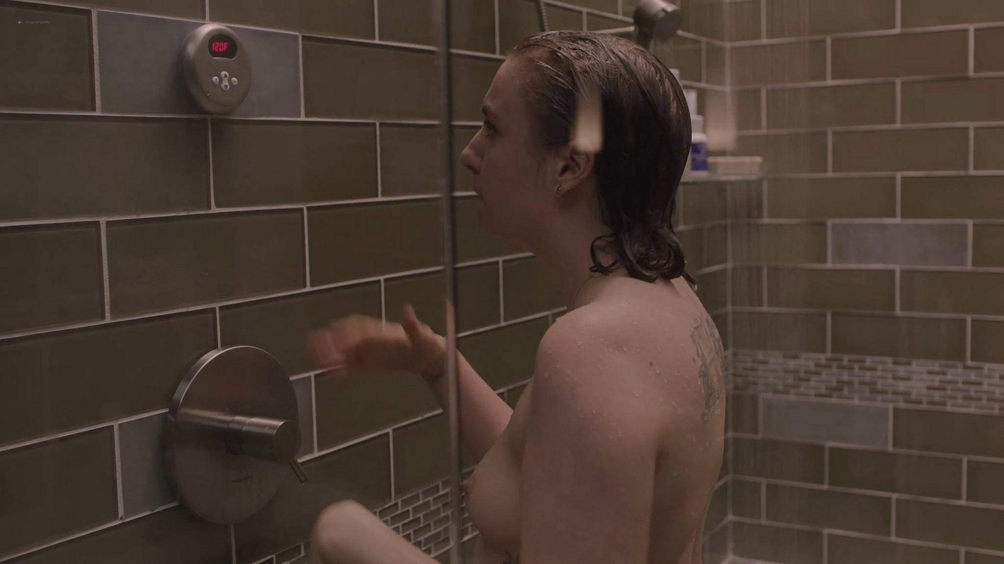 Allison Williams sex Lena Dunham nude Zosia Mamet hot Jemima Kirke nude Girls 2012 s2e1 5 1080p Web 18
