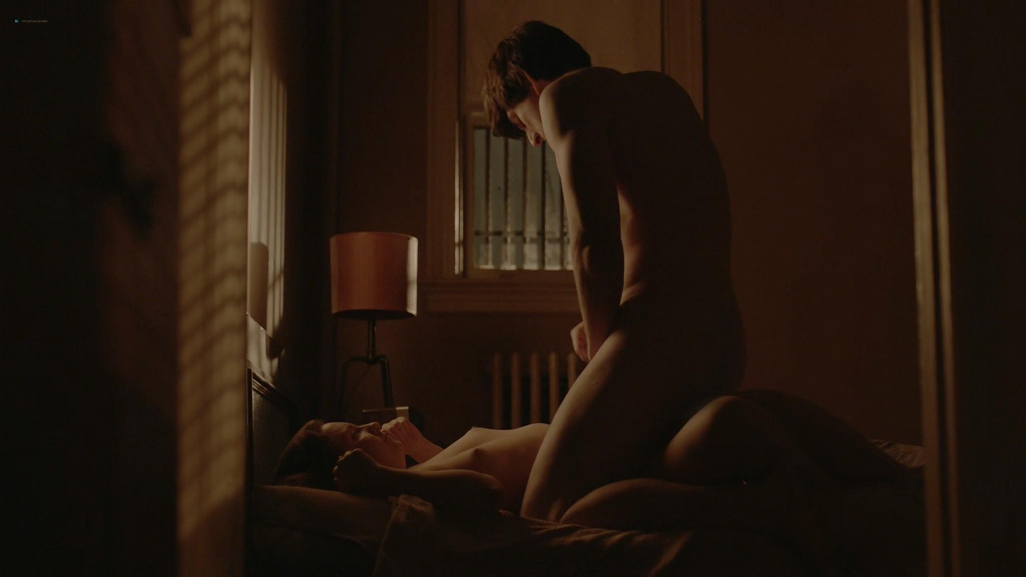 Allison Williams sex doggy style Lena Dunham nude Girls 2012 s1e1 2 1080p Web 13