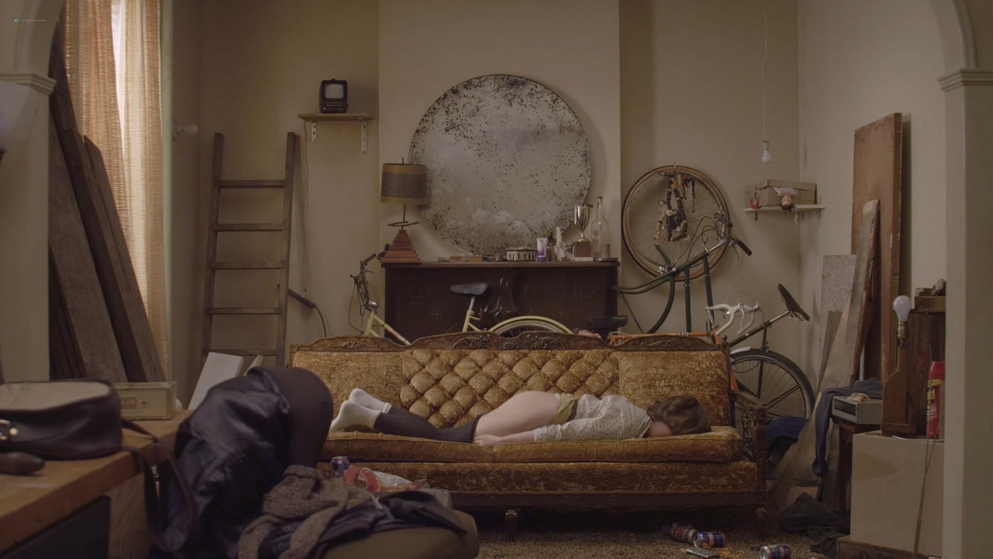Allison Williams sex doggy style Lena Dunham nude Girls 2012 s1e1 2 1080p Web 4