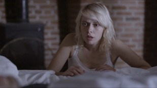 Amelia Eve cute and some sex - The Darkness (2021) 1080p Web