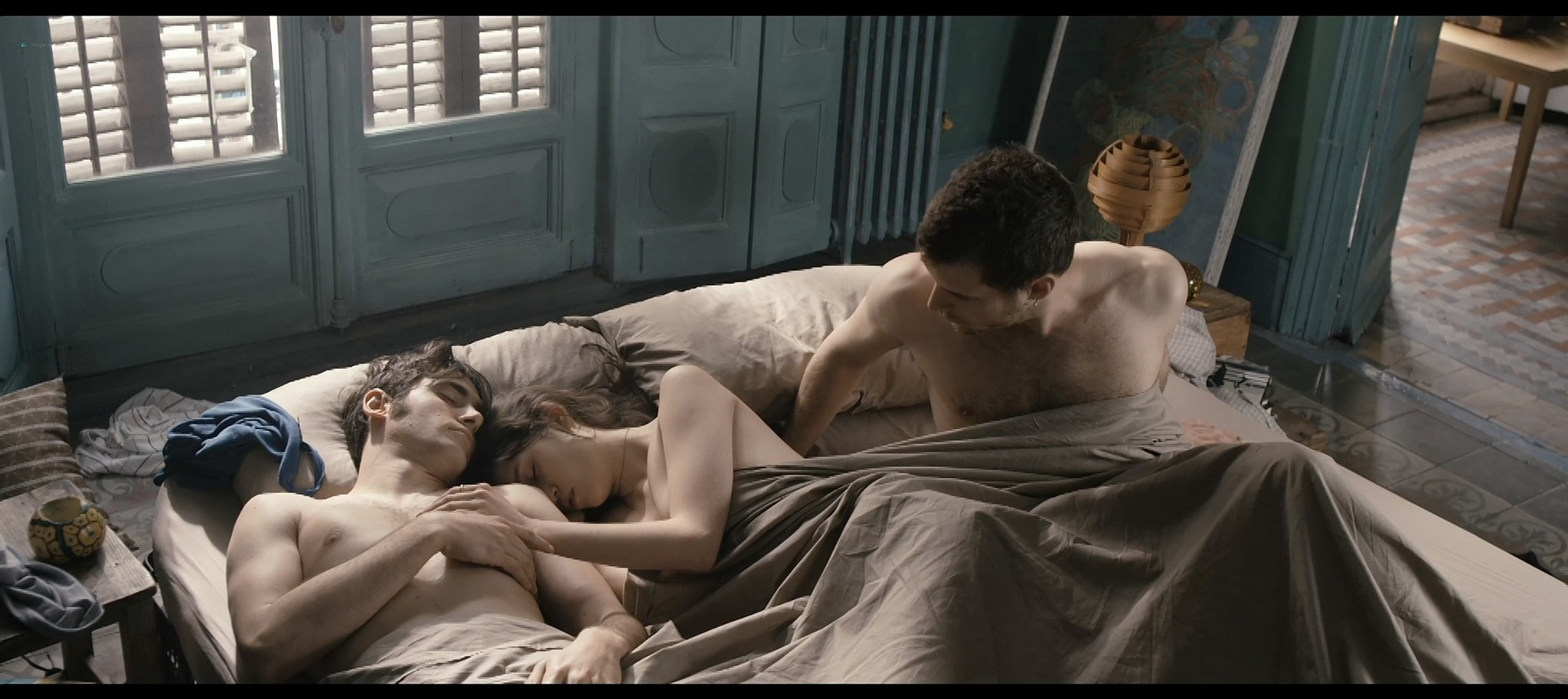 Astrid Berges Frisbey nude and hot sex The Sex of the Angels ES 2012 1080p BluRay REMUX 16