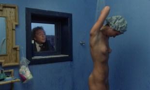 Dalila Di Lazzaro nude in the shower - Il gatto (1977) 1080p Web