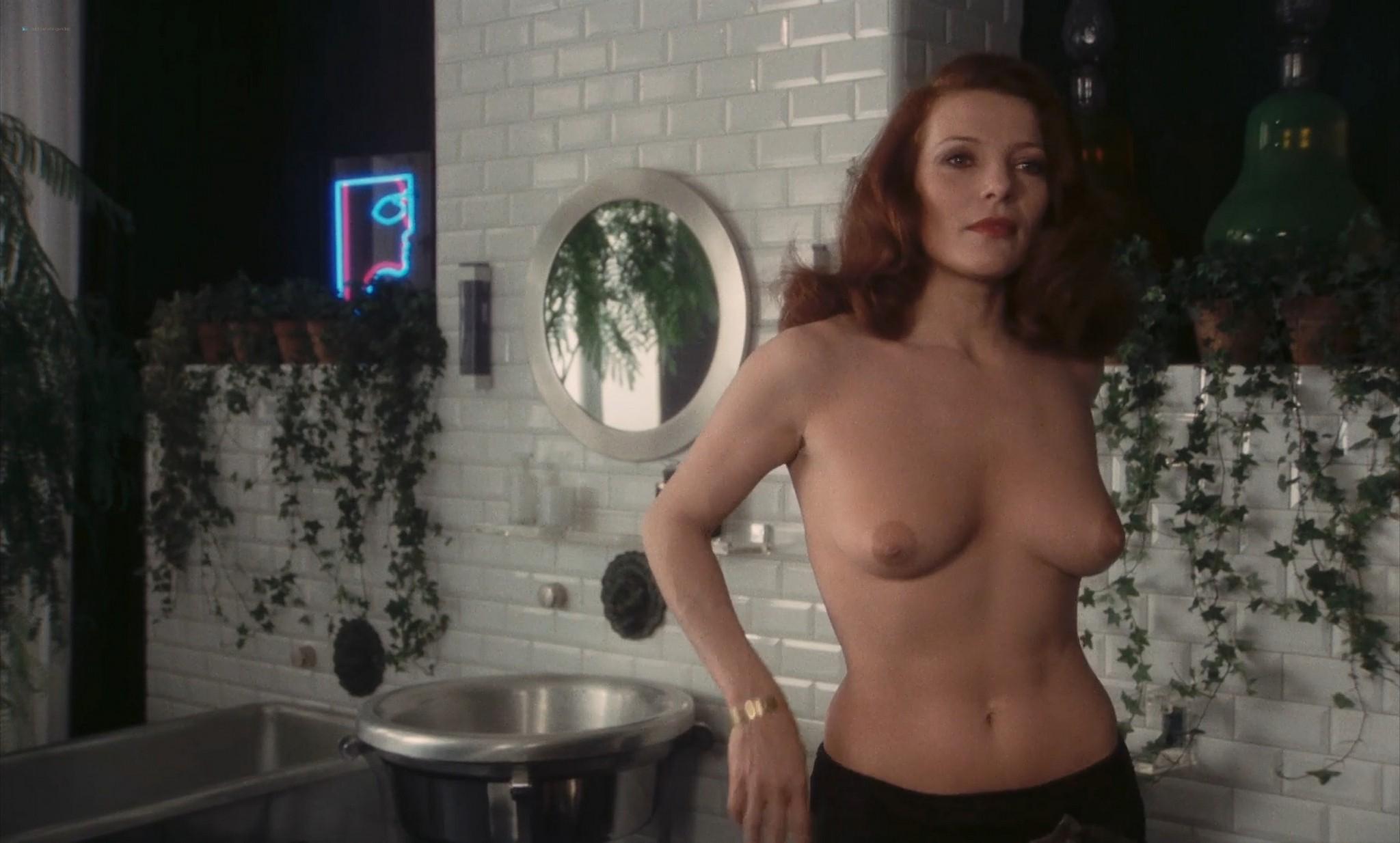 Dayle Haddon nude sex Vibeke Knudsen Marie Christine Deshayes Nicole Seguin and others nude Madame Claude 1977 HD 1080p BluRay 15