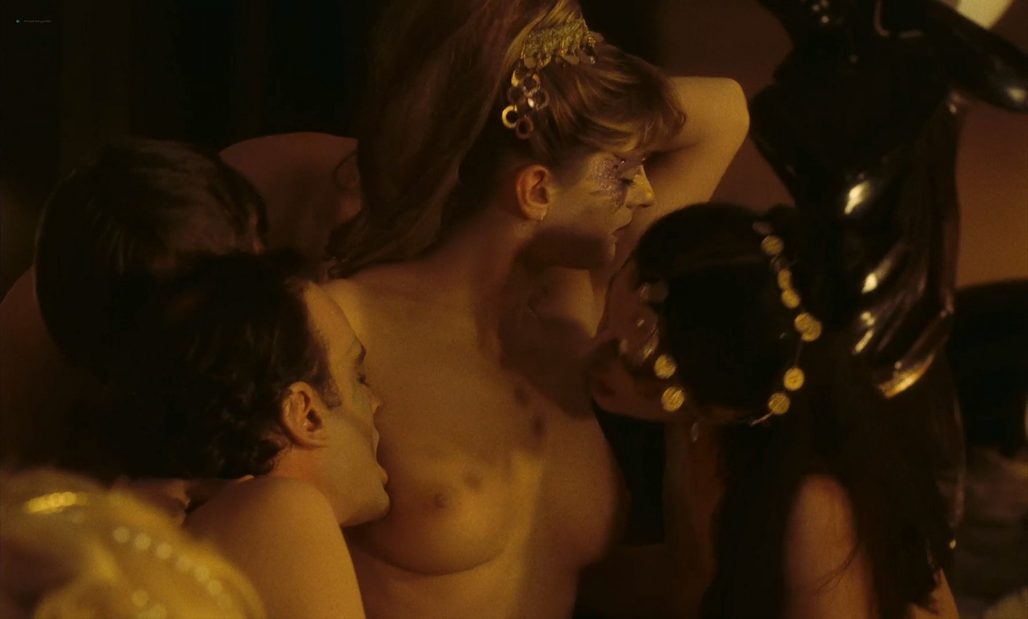 Dayle Haddon nude sex Vibeke Knudsen Marie Christine Deshayes Nicole Seguin and others nude Madame Claude 1977 HD 1080p BluRay 19
