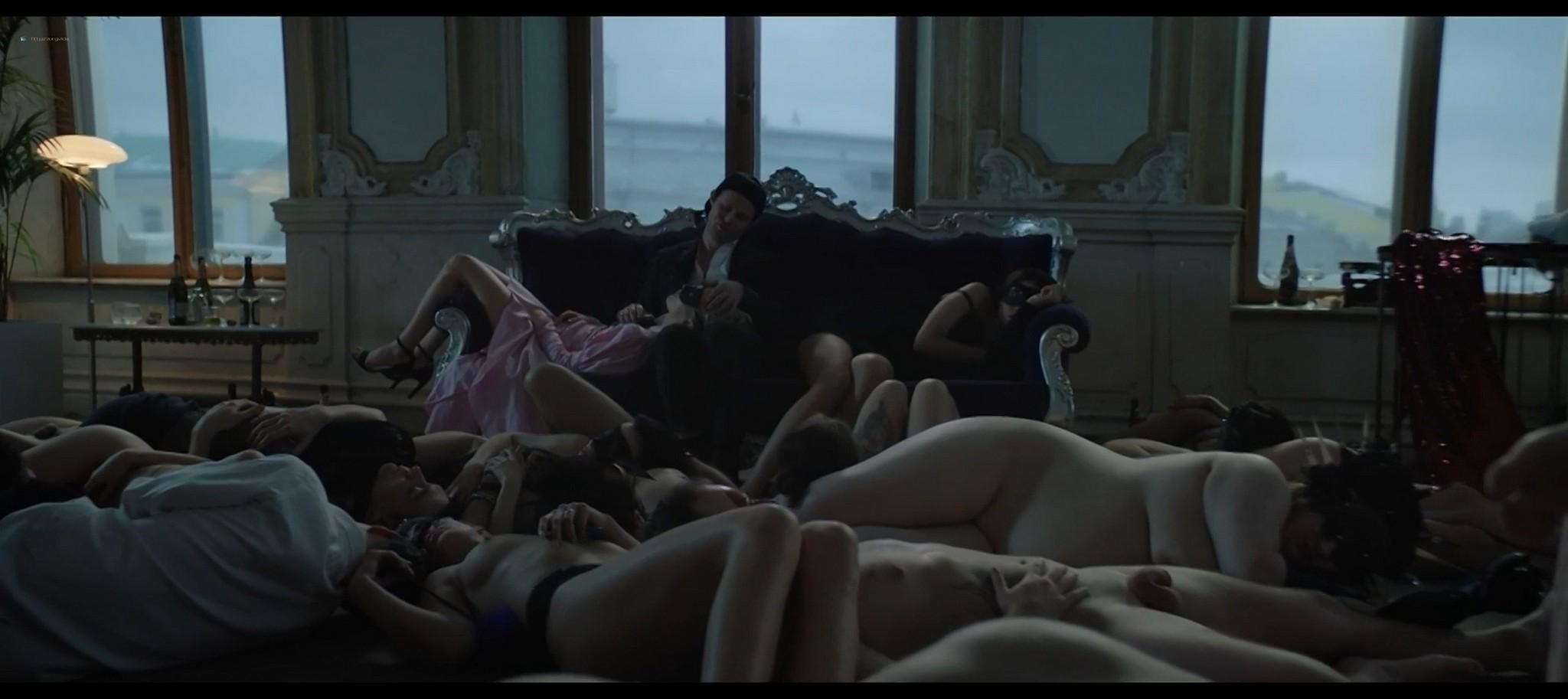 Elena Tronina nude sex Lukerya Ilyashenko Lyubov Tolkalina and others nude Happy End RU 2021 s1e6 7 8 1080p 12