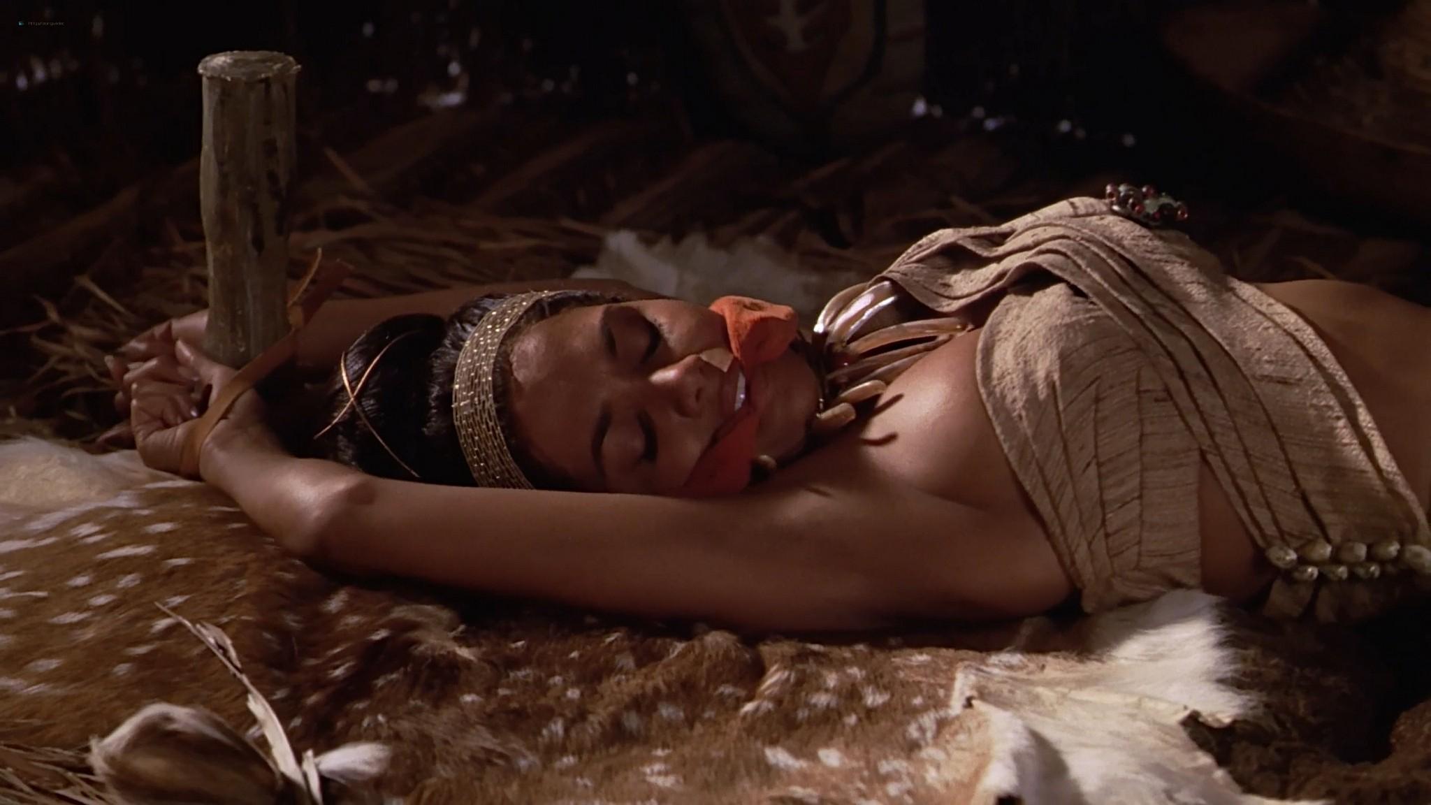 Halle Berry nude nip slip Introducing Dorothy Dandridge 1999 1080p Web 10