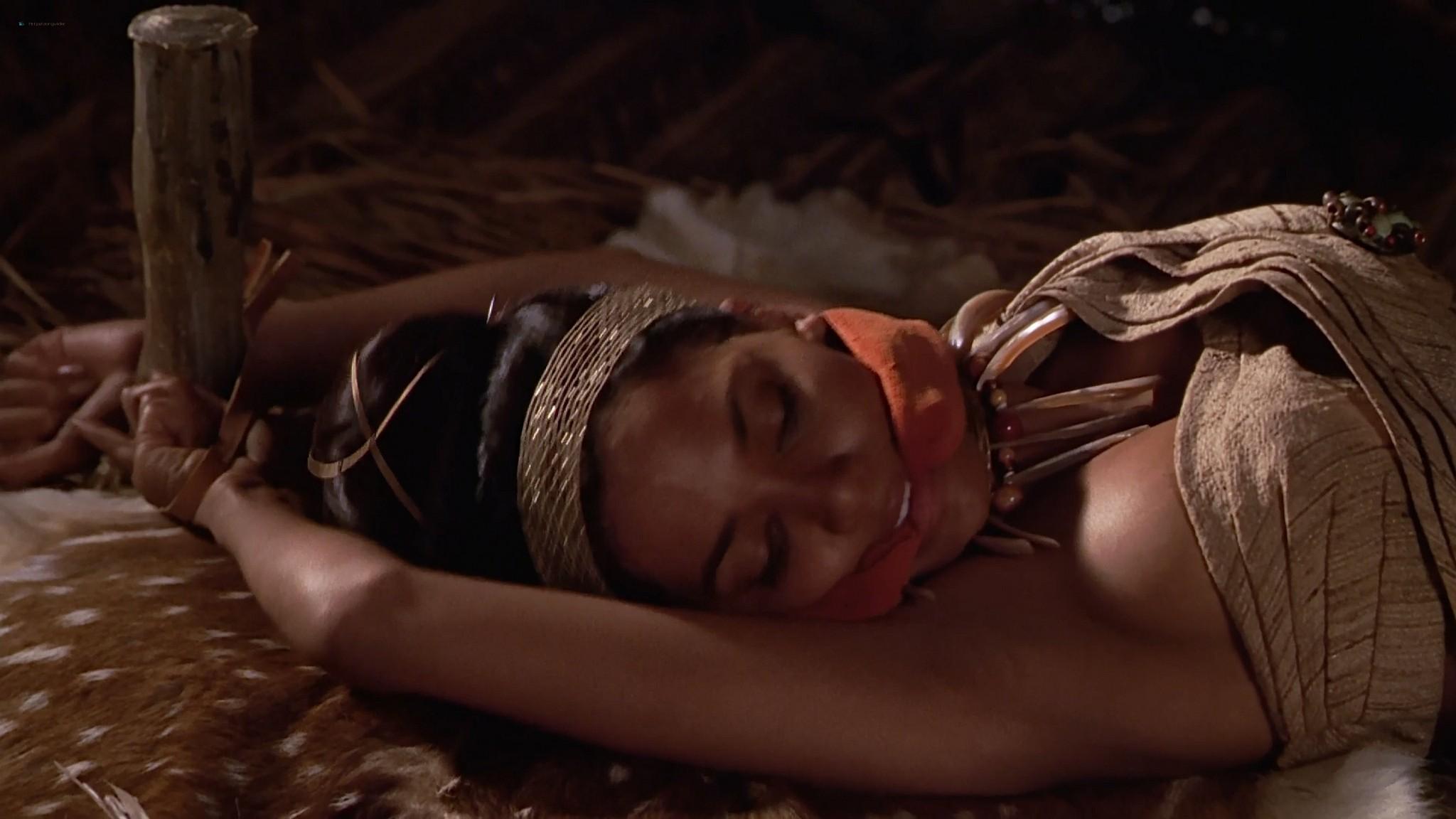 Halle Berry nude nip slip Introducing Dorothy Dandridge 1999 1080p Web 11