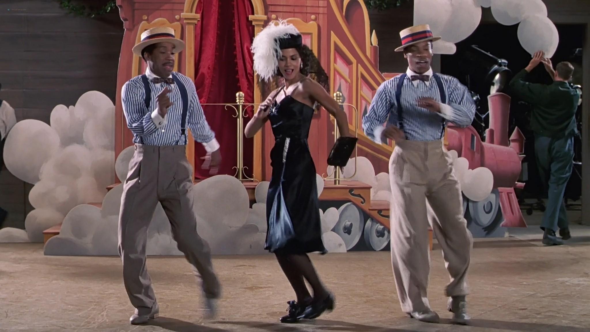 Halle Berry nude nip slip Introducing Dorothy Dandridge 1999 1080p Web 3