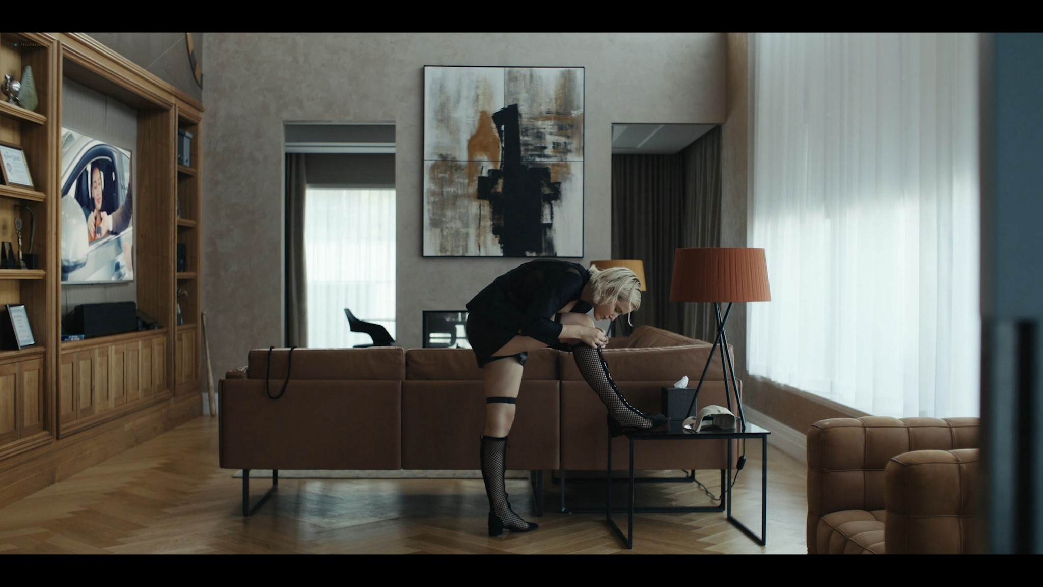 Julia Goldani Telles hot and sex The Girlfriend Experience 2021 s3e4 1080p Web 3
