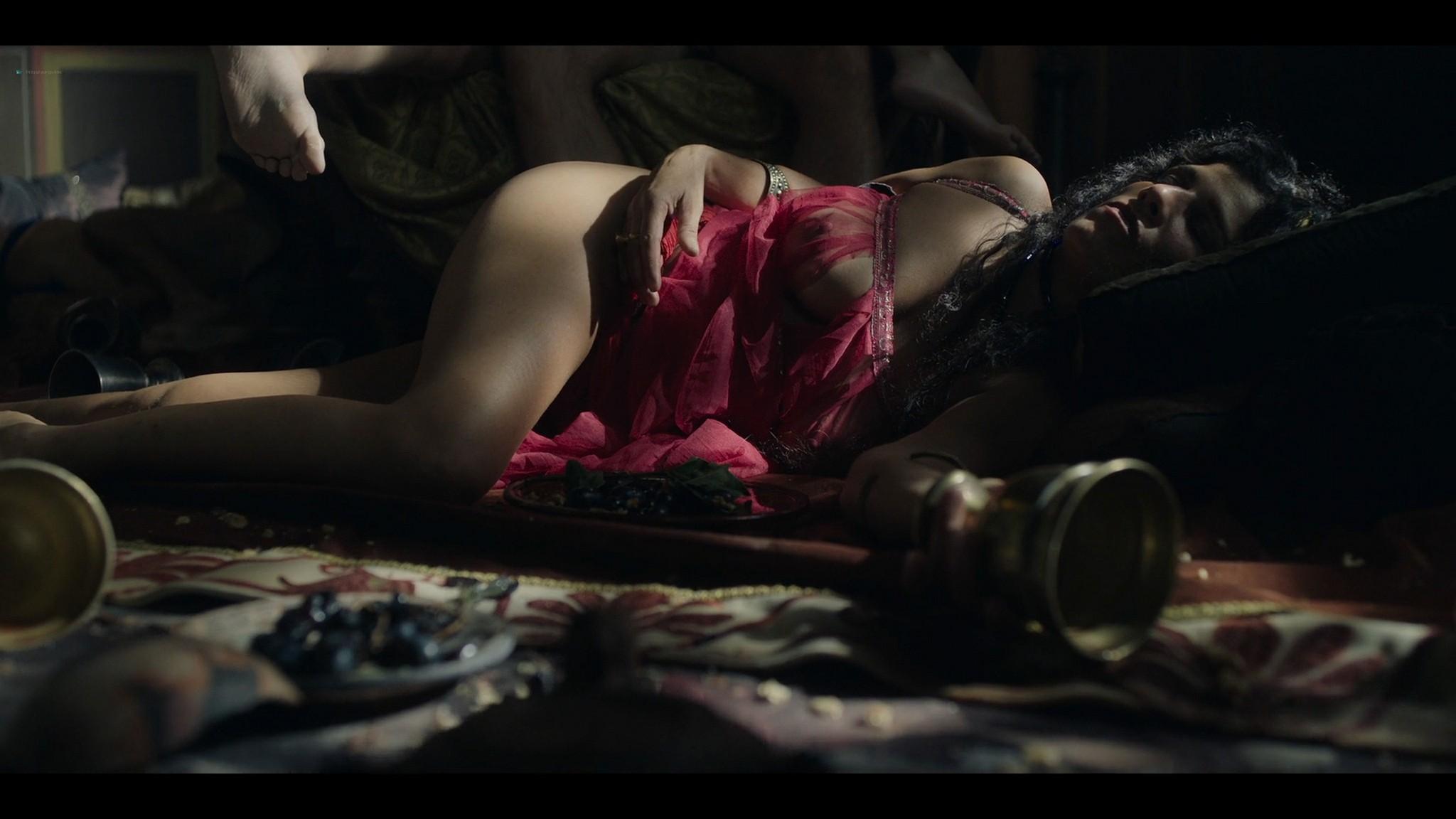 Kasia Smutniak nude sex Alais Lawson nude butt Domina 2021 S1 1080p Web 10