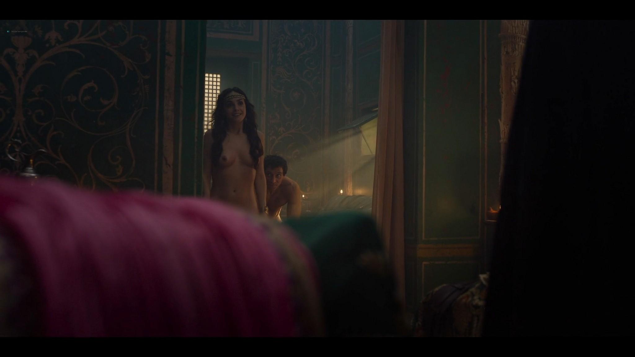 Kasia Smutniak nude sex Alais Lawson nude butt Domina 2021 S1 1080p Web 8