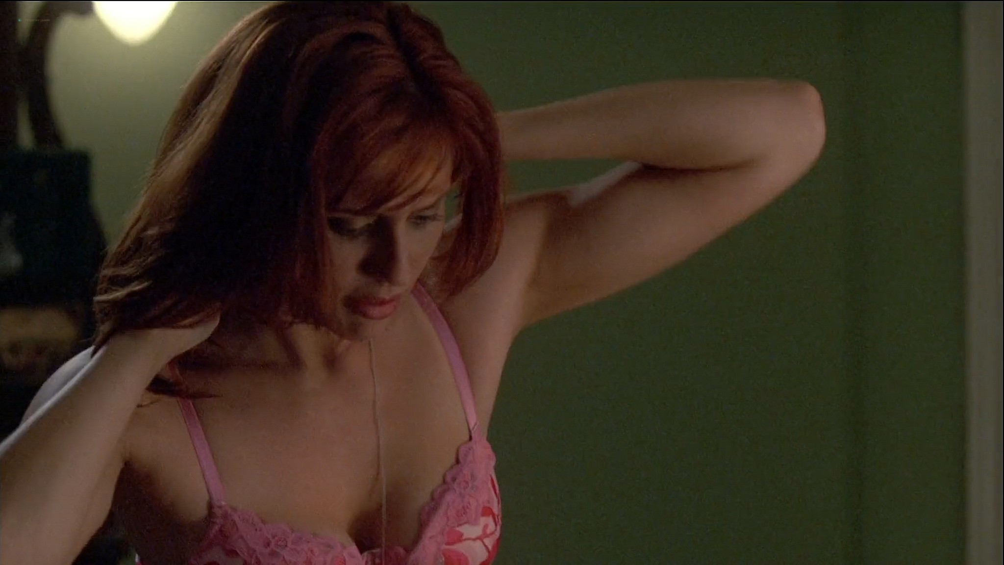 Kristen Miller hot and sex Allison Lange Brooke Burns sexy and some sex too Single White Female 2 2005 1080p Web 12