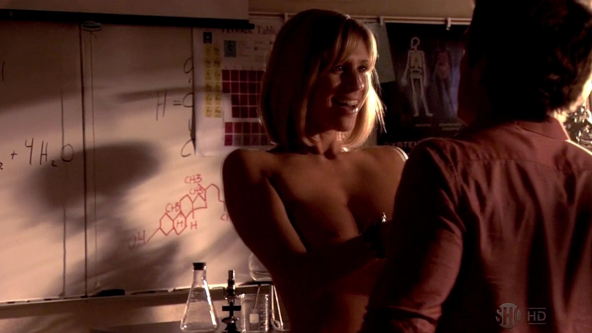 Kristen Miller nude topless Dexter 2011 S06E01 hd720p 3