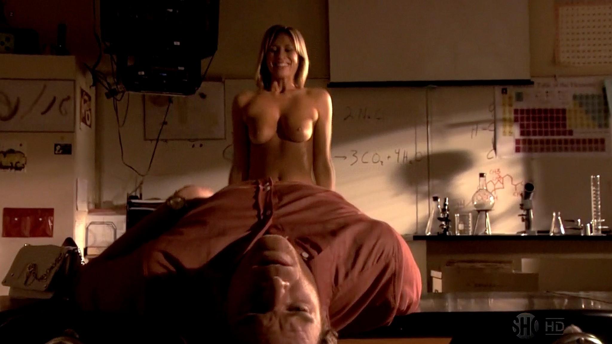 Kristen Miller nude topless Dexter 2011 S06E01 hd720p 6