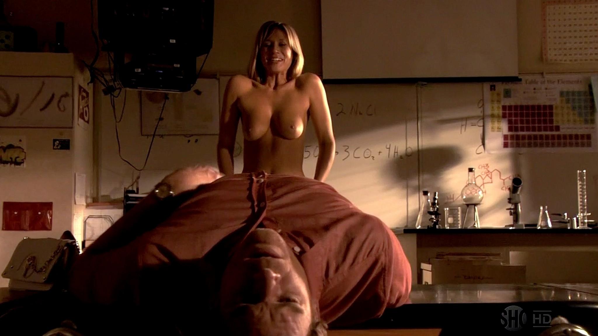 Kristen Miller nude topless Dexter 2011 S06E01 hd720p 7