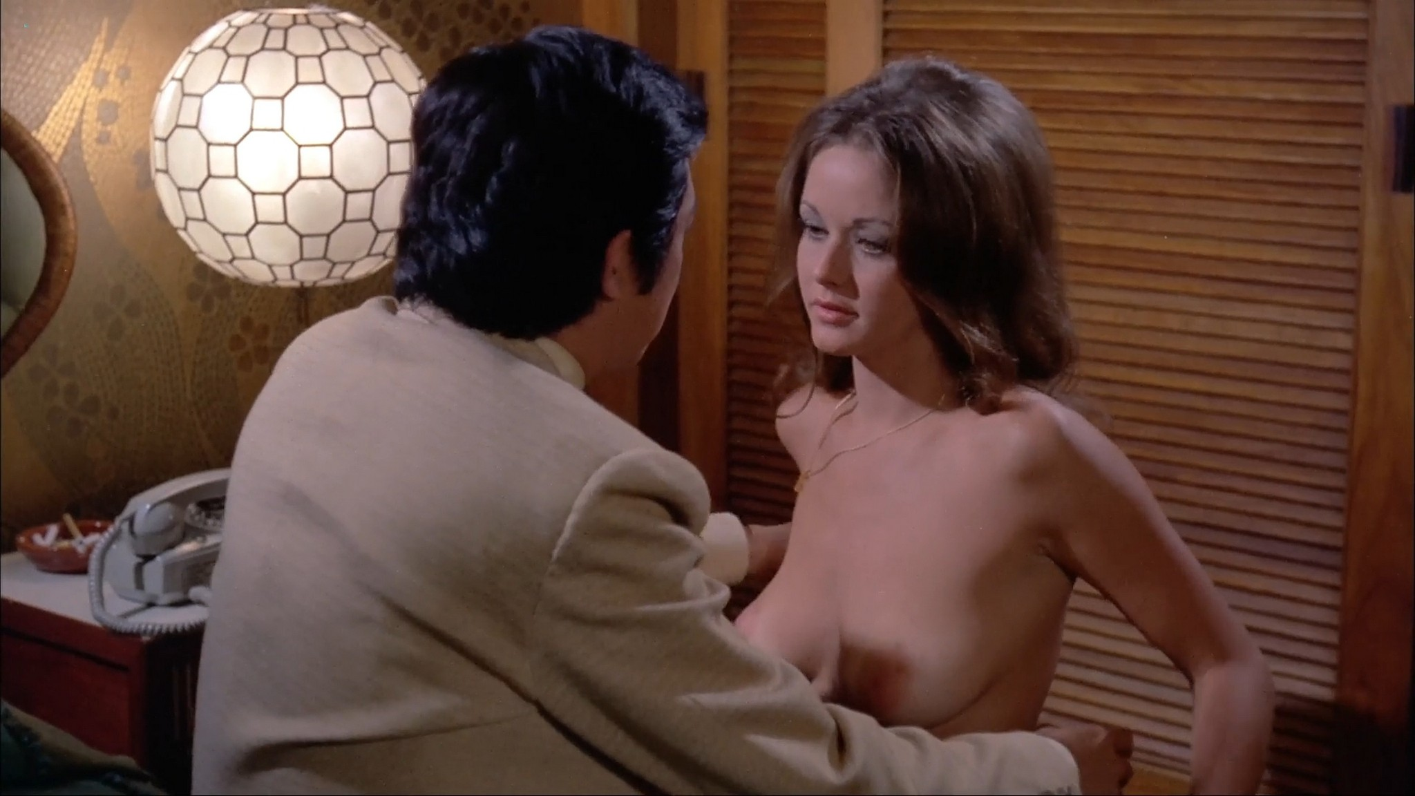 Lenore Kasdorf bude sex Pat Anderson Lyllah Torena and others all nude Fly Me 1973 1080p Web 11