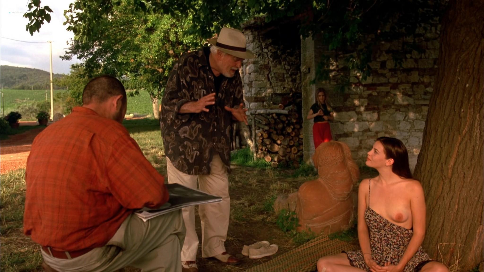 Liv Tyler nude Rachel Weisz Sinead Cusack nude and hot Stealing Beauty 1996 1080p Web 13