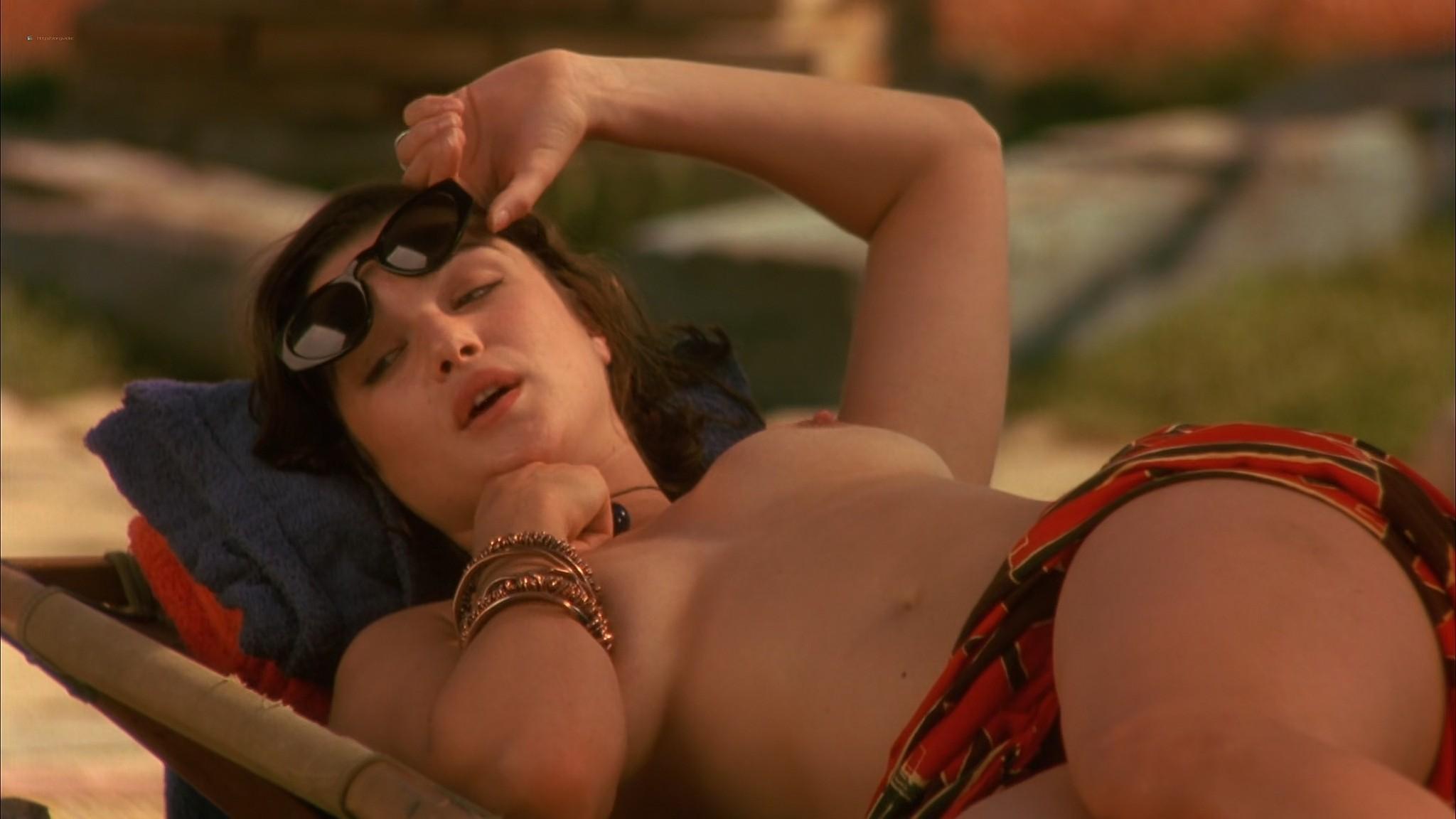 Liv Tyler nude Rachel Weisz Sinead Cusack nude and hot Stealing Beauty 1996 1080p Web 4