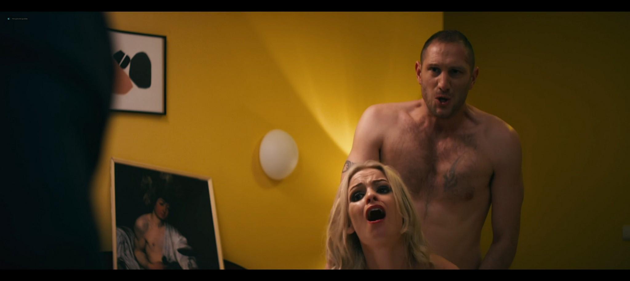 Michelle J Wright nude and sex Gabriela Brinza nude sex Introspectum Motel 2021 1080p Web 14