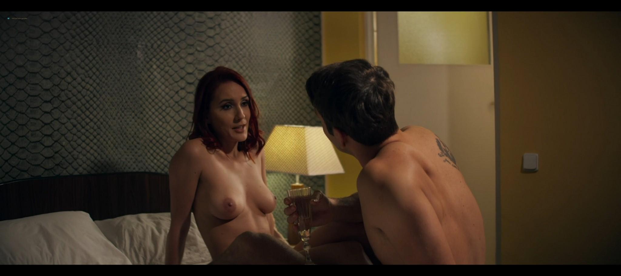 Michelle J Wright nude and sex Gabriela Brinza nude sex Introspectum Motel 2021 1080p Web 7