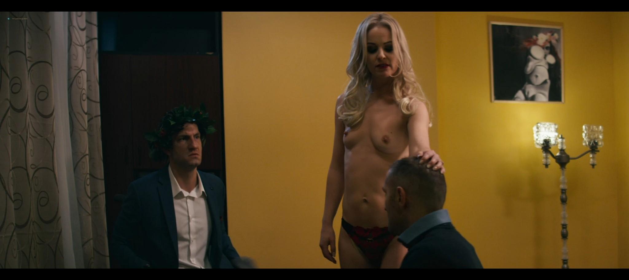 Michelle J Wright nude and sex Gabriela Brinza nude sex Introspectum Motel 2021 1080p Web 9
