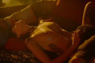 Milena Smit nude hot sex - Cross the Line (ES-2020) 1080p BluRay