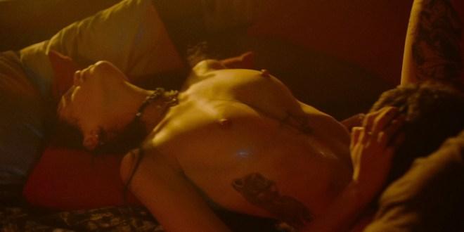 Milena Smit nude hot sex Cross the Line ES 2020 1080p BluRay 15