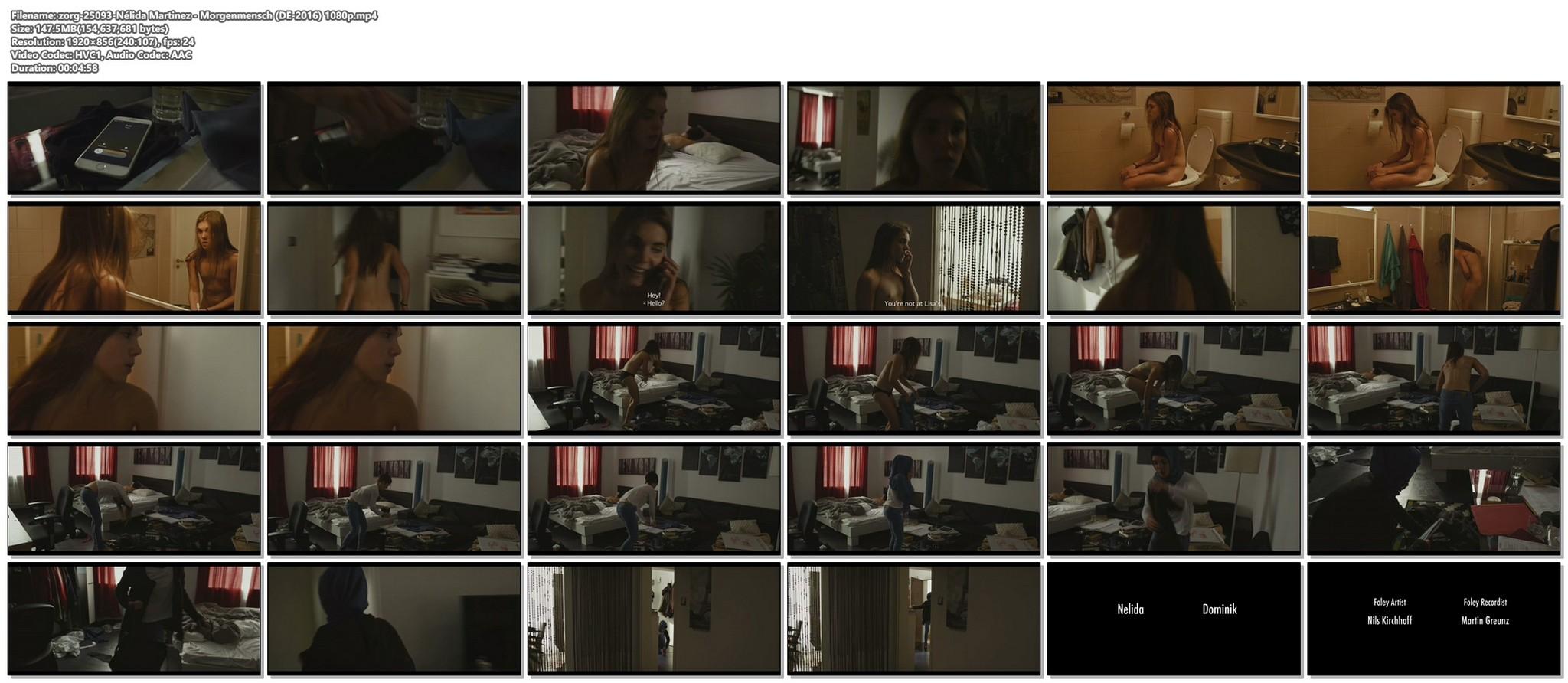 Nelida Martinez nude full frontal Morgenmensch DE 2016 1080p 14