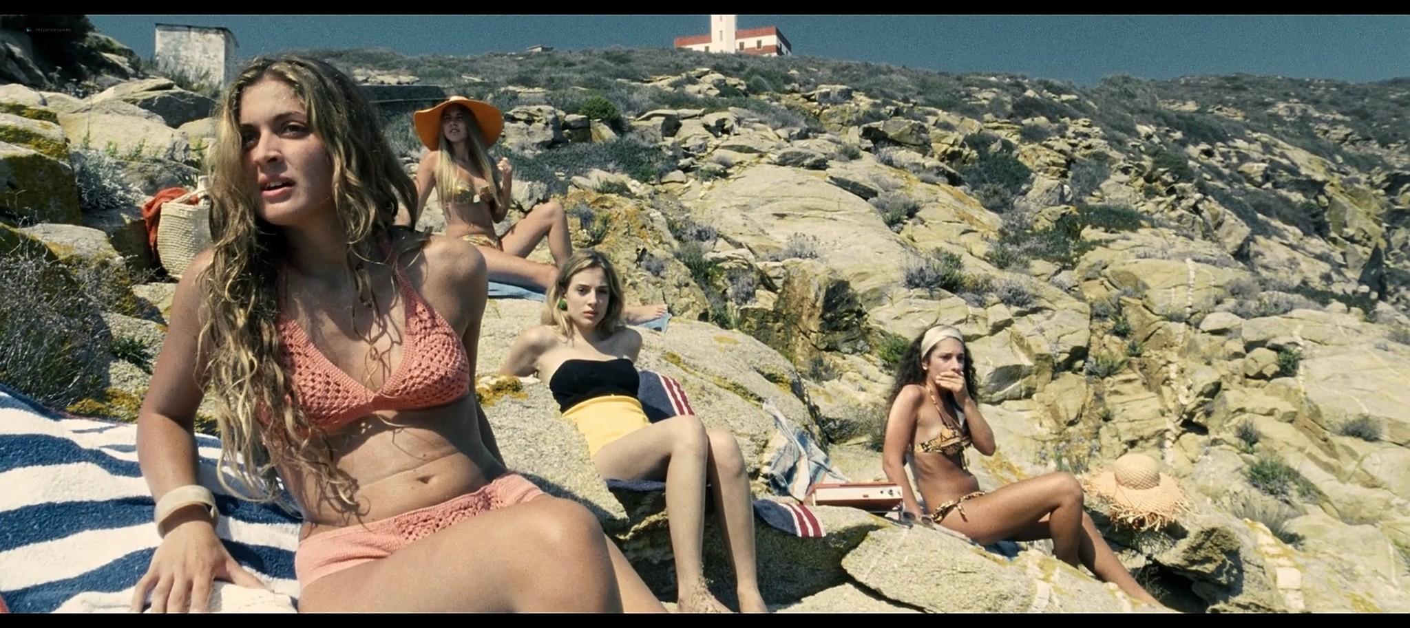 Sabrina Ferilli nude Anita Kravos full frontal Galatea Ranzi and others nude and sexy The Great Beauty IT 2013 1080p BluRey 8