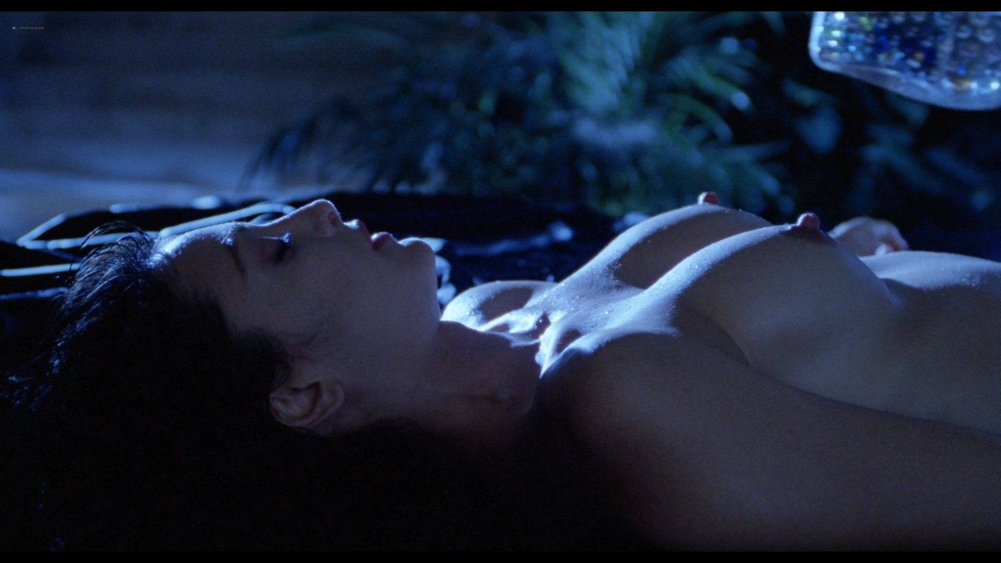 Shannon Tweed nude sex Adrienne Sachs nude sex in the shower In the Cold of the Night 1989 1080p BluRay 13