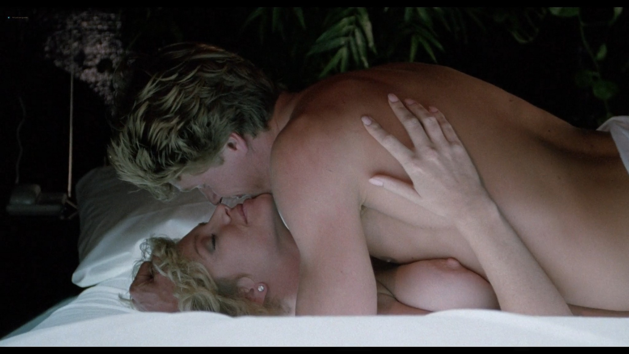 Shannon Tweed nude sex Adrienne Sachs nude sex in the shower In the Cold of the Night 1989 1080p BluRay 5