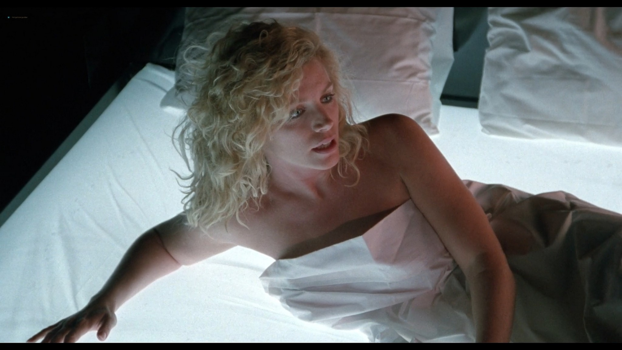 Shannon Tweed nude sex Adrienne Sachs nude sex in the shower In the Cold of the Night 1989 1080p BluRay 6