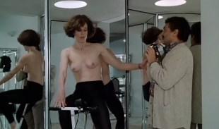 Sigourney Weaver nude topless and very hot - Half Moon Street (1986)