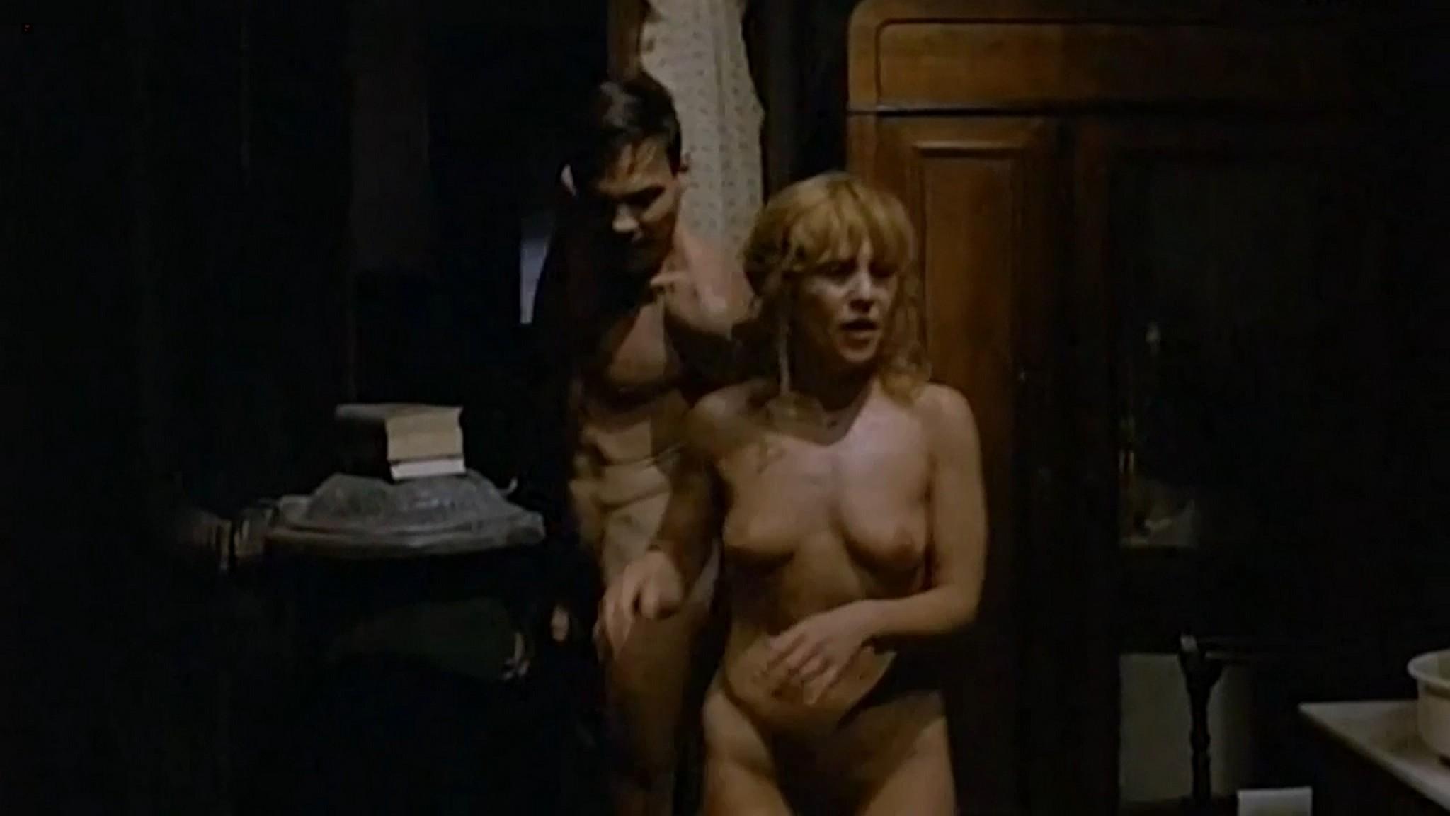 Silvia Janisch nude bush Cristel Braak full frontal Fabian DE 1980 3