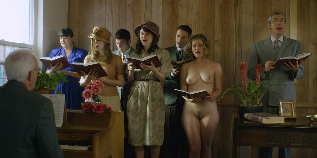 Stefanie Estes nude Olivia Howell nude full frontal Nothing Like the Sun 2018 1080p Web 4