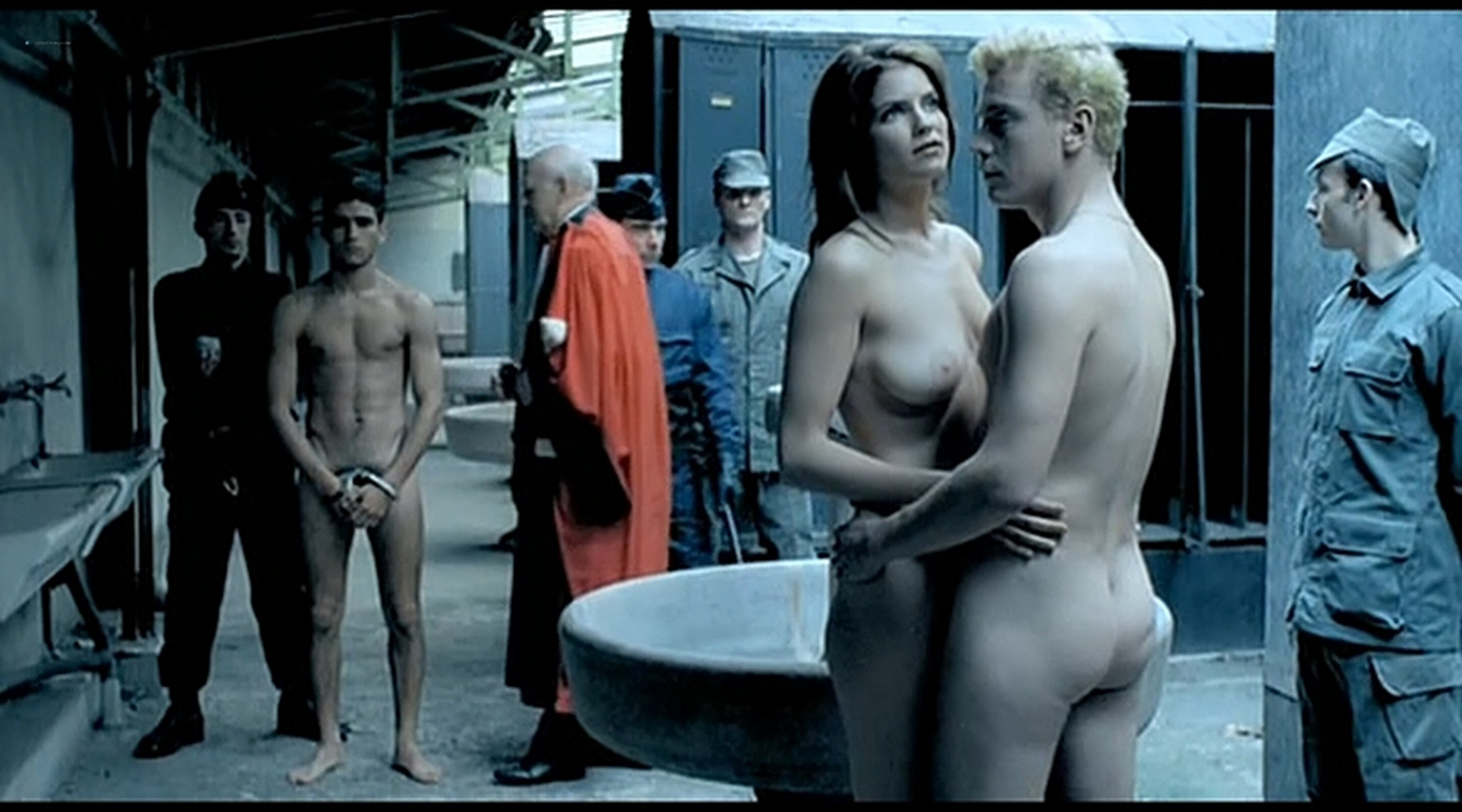 Alice Taglioni nude topless and hot sex Grande ecole FR 2004 DVDRip 12