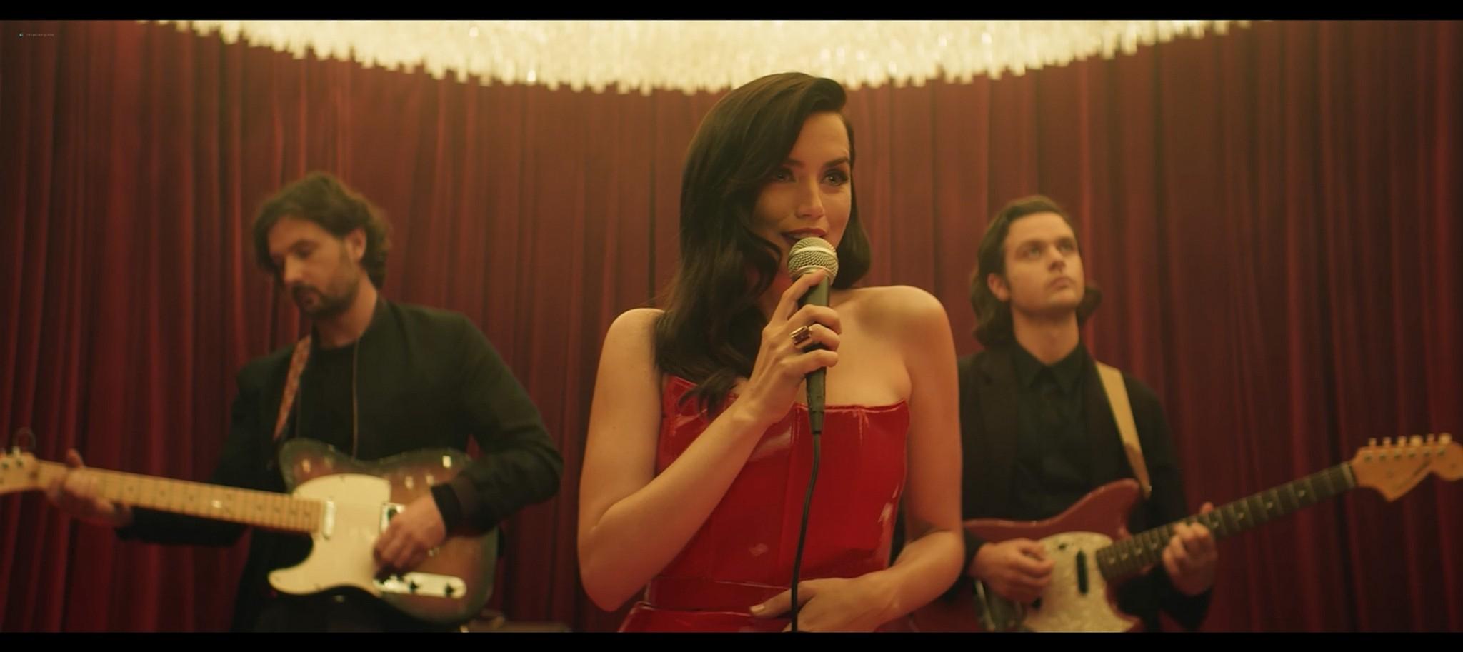 Ana de Armas hot and sexy Entering Red 2019 1080p Web 15