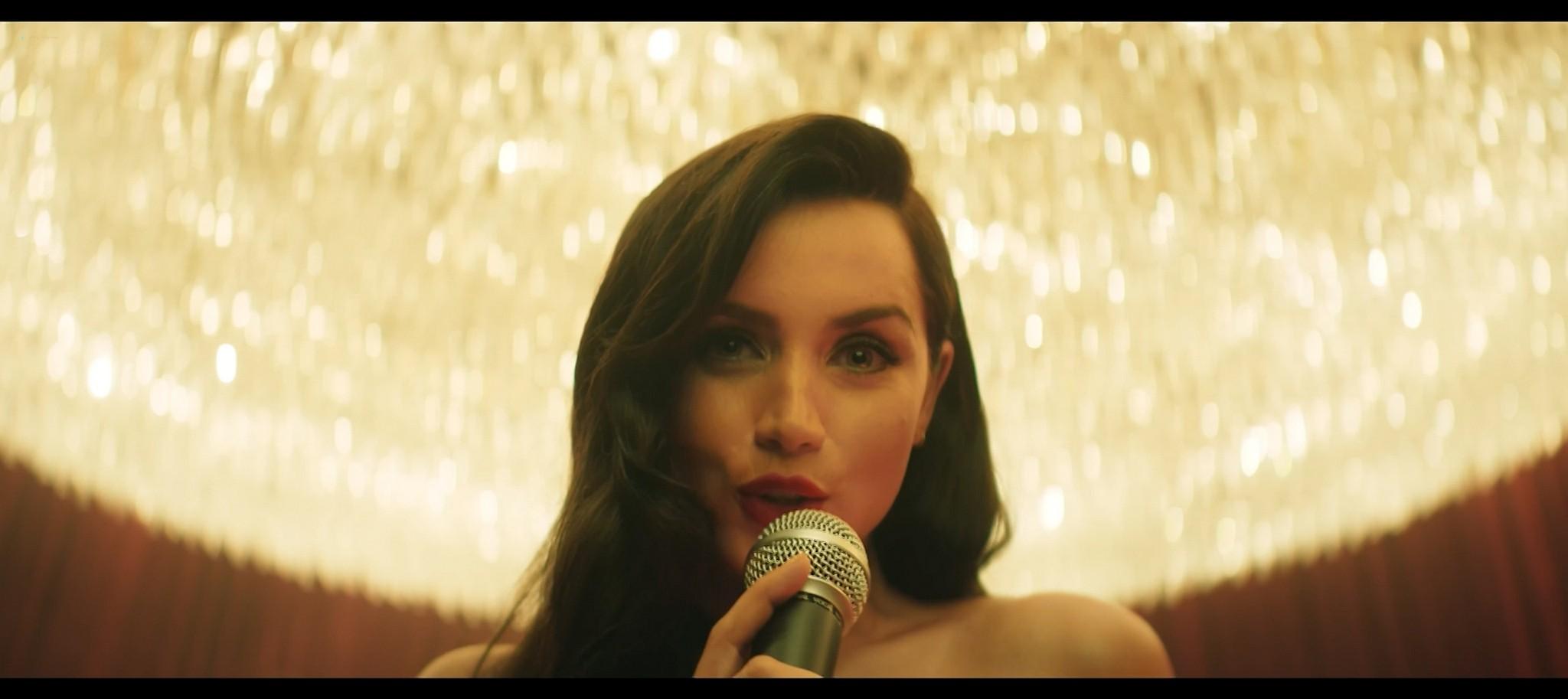Ana de Armas hot and sexy Entering Red 2019 1080p Web 16