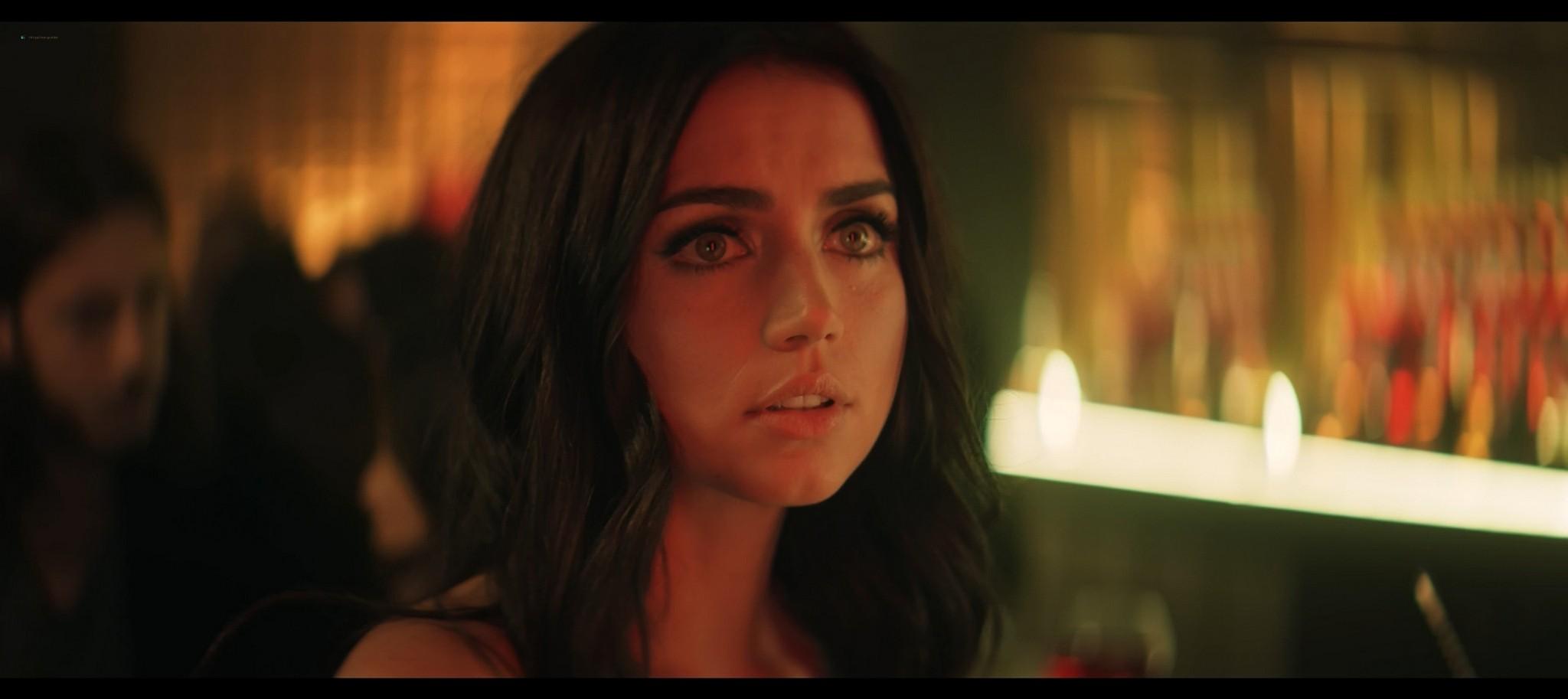Ana de Armas hot and sexy Entering Red 2019 1080p Web 4
