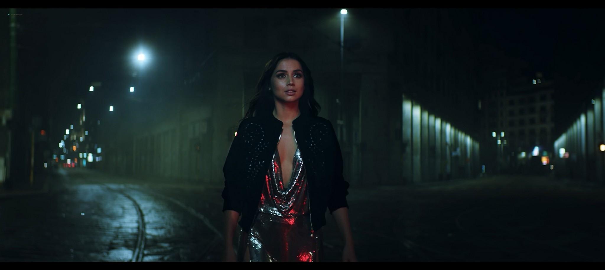 Ana de Armas hot and sexy Entering Red 2019 1080p Web 5