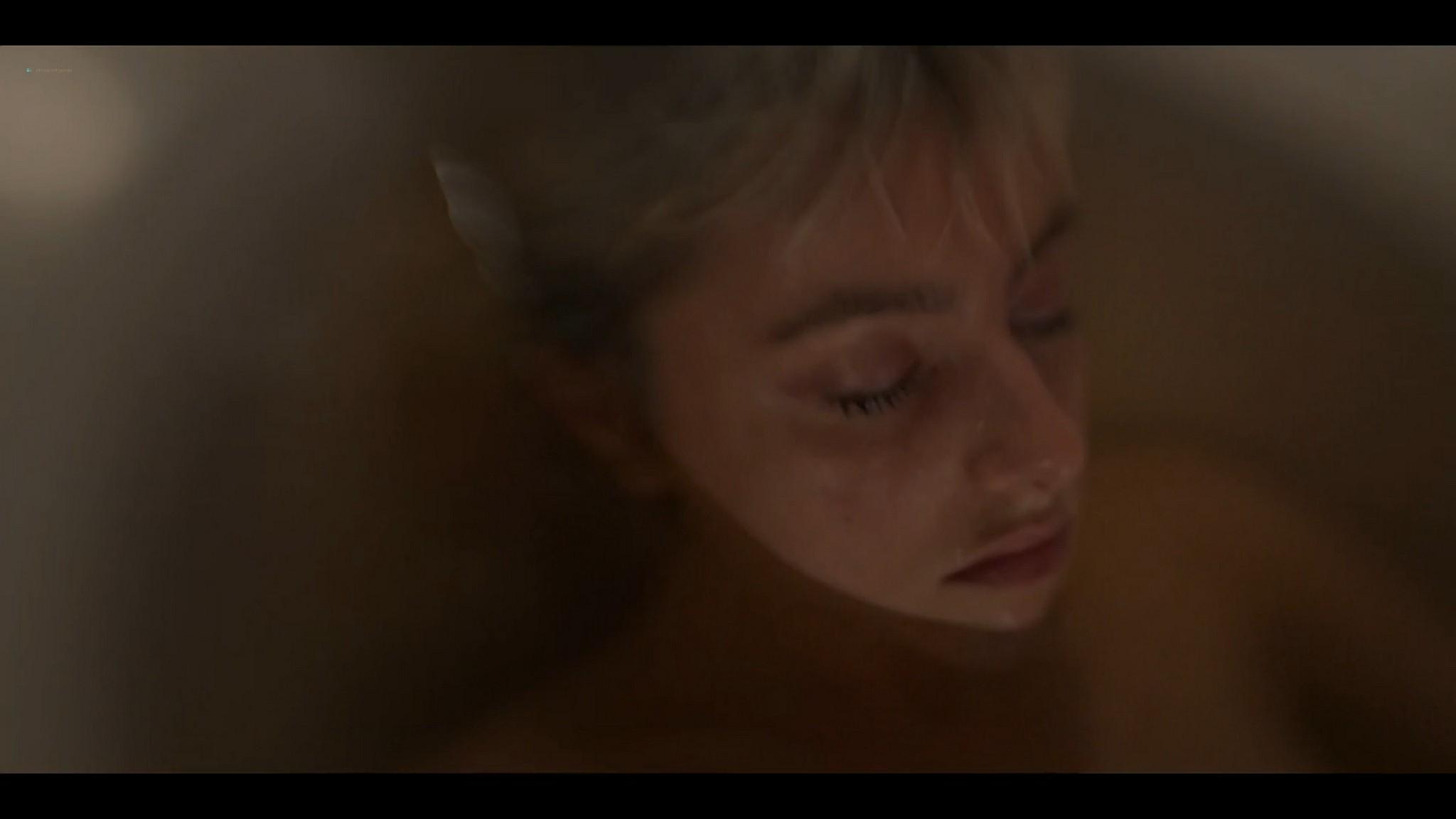 BeBe Bettencourt sexy Sophie Wilde Priscilla Doueihy hot lesbian sex Eden AU 2021 s1e4 8 1080p Web 15