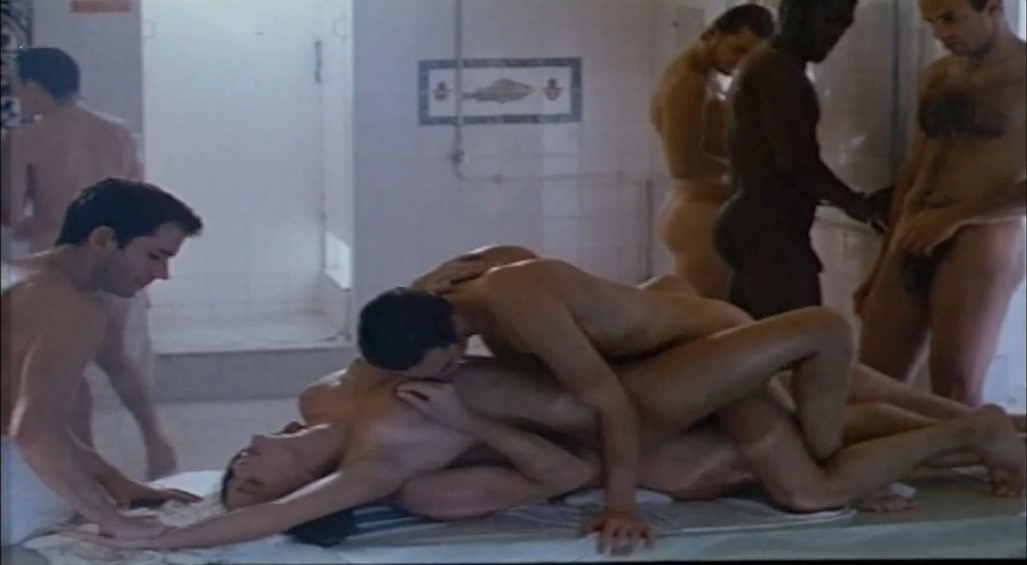 Carolyn Monroe nude Caroline Laurence and others nude sex Emmanuelle 7 1993 DVDRip 15