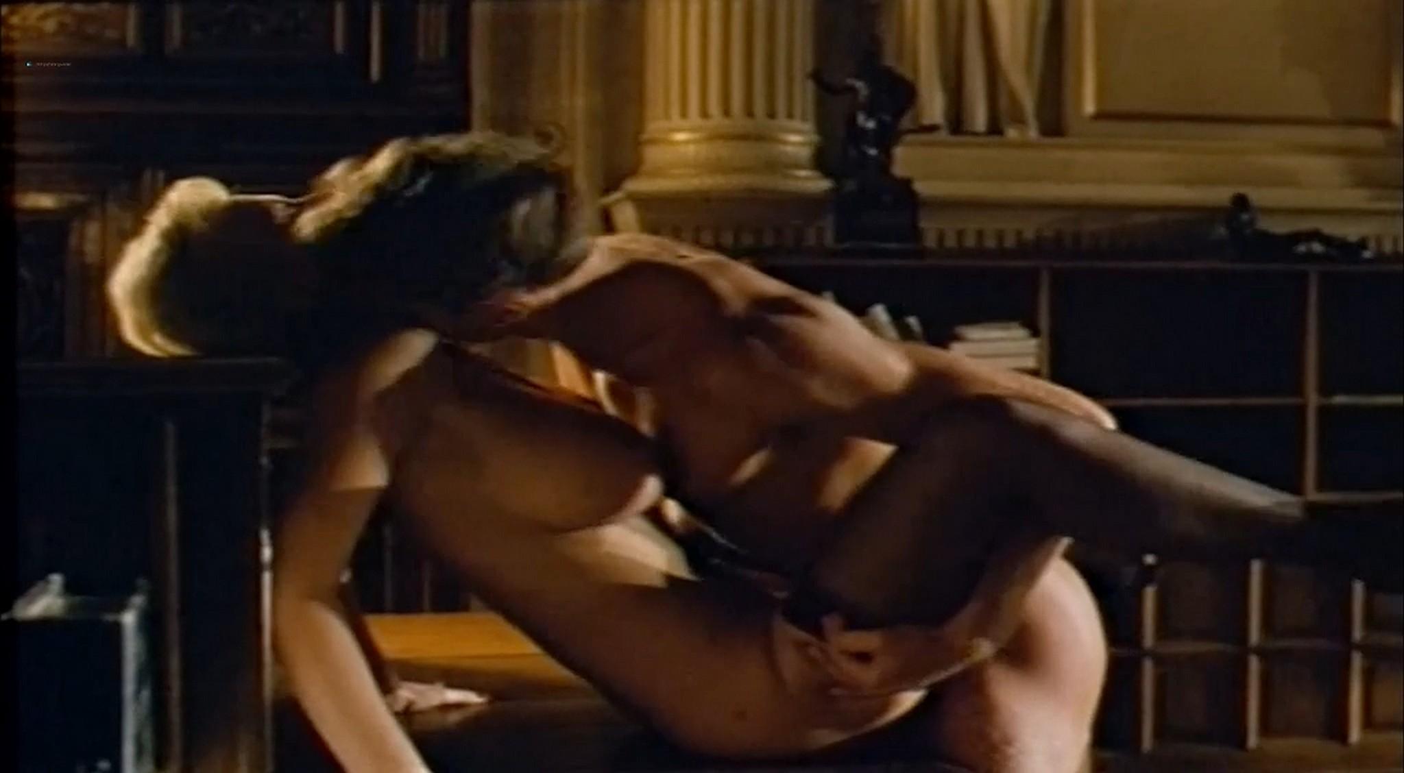 Carolyn Monroe nude Caroline Laurence and others nude sex Emmanuelle 7 1993 DVDRip 18