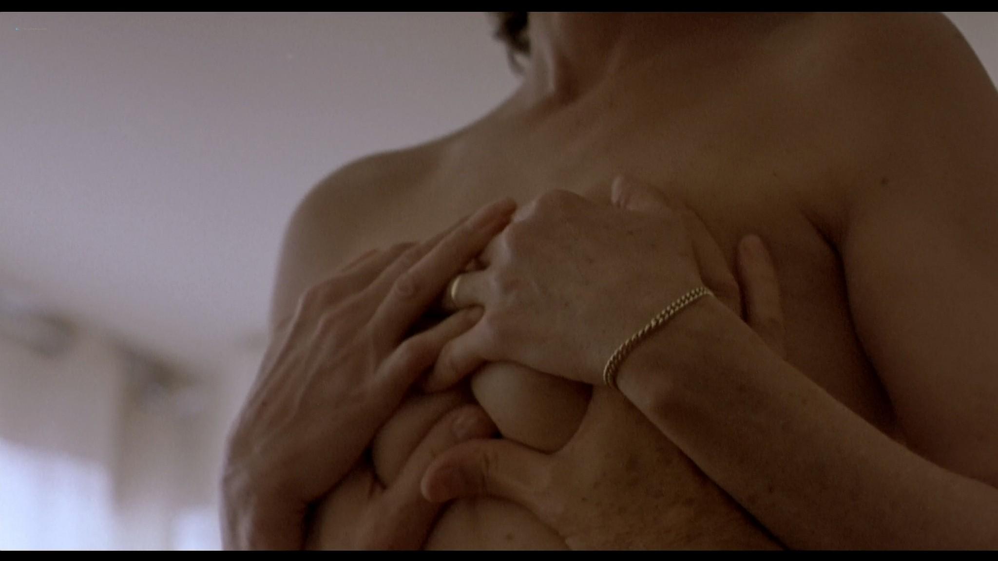Charlotte Rampling nude sex Maya Gaugler nude full frontal Under the Sand FR 2000 1080p BluRay REMUX 7